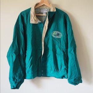 Other - Vintage MN Lottery Lightweight Jacket